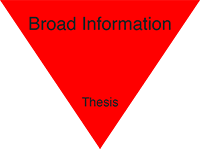 Broad Information and Thesis